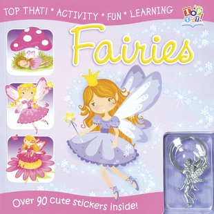 Sticker Station: Fairies