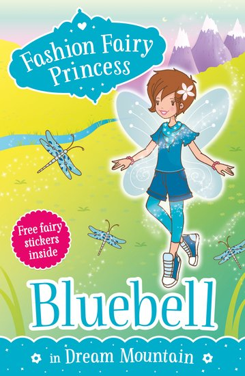 Bluebell in Dream Mountain