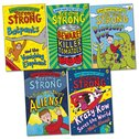 Jeremy Strong Pack x 5