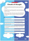 Clouds of thought – discussion starters