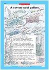 A cotton wool gallery – cloud poem