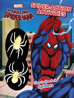The Amazing Spider-Man: Spider-Action Activities