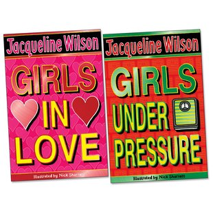 Girls in Love/Girls Under Pressure