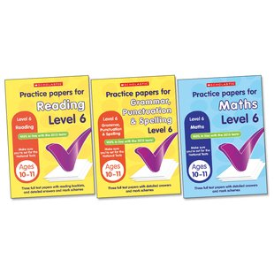 Practice Papers Pack: Level 6