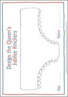 Design the Queen's Knickers