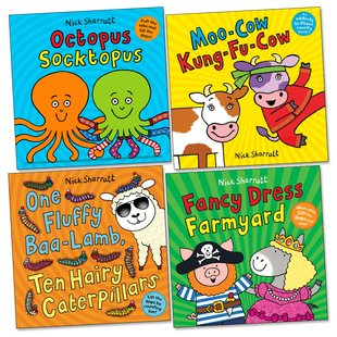 Nick Sharratt Pack