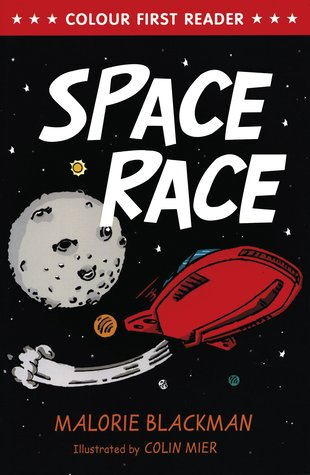 Colour First Reader: Space Race