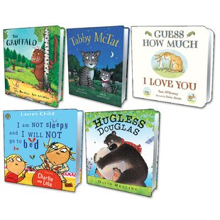 First Board Book Pack