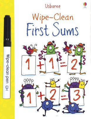 Wipe-Clean: First Sums