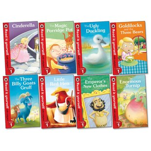 Ladybird Read It Yourself Pack: Level 1 x 8