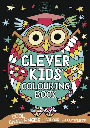 Clever Kids Colouring Book