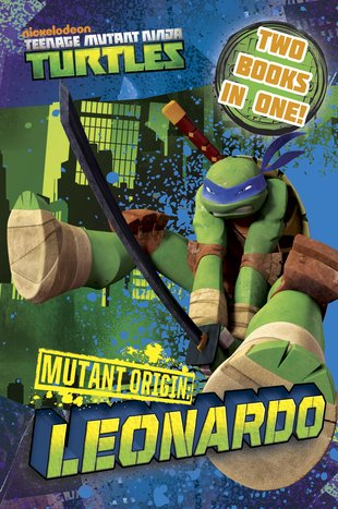 Teenage Mutant Ninja Turtles: Mutant Origin - Leonardo/Donatello