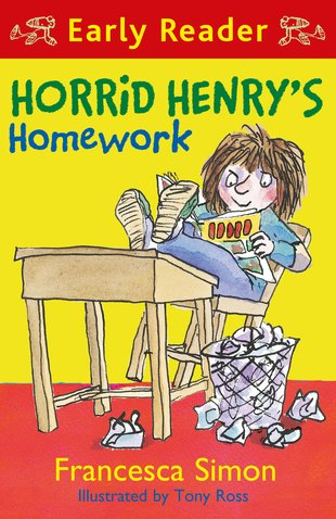 Horrid Henry's Homework