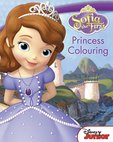Sofia the First: Princess Colouring