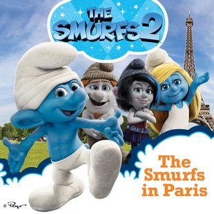 The Smurfs 2: The Smurfs in Paris
