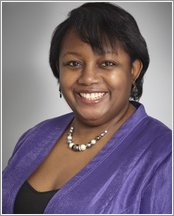 Photo of Malorie Blackman