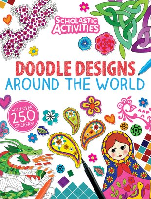 Doodle Designs Around the World
