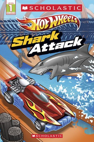 Hot Wheels - Shark Attack