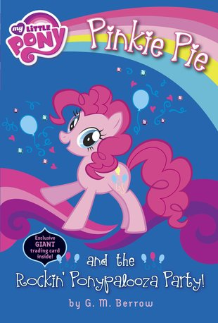My Little Pony: Pinkie Pie and the Rockin' Ponypalooza Party