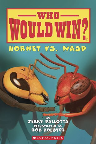 Who Would Win? Hornet vs. Wasp