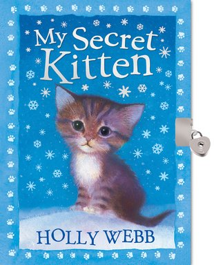 My Secret Kitten Lockable Diary