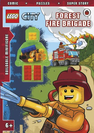 LEGO CITY: Forest Fire Brigade