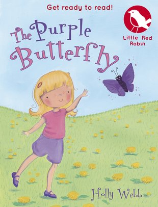 The Purple Butterfly