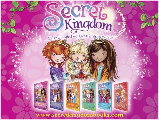 Secret Kingdom Wallpaper