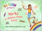 Rainbow Magic Nicki the Holiday Camp Fairy wallpaper