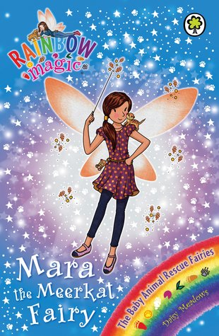 Mara the Meerkat Fairy