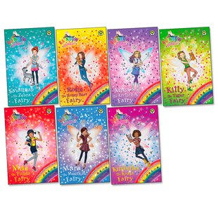 Rainbow Magic: Animal Rescue Fairies Pack