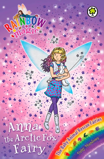 Anna the Arctic Fox Fairy