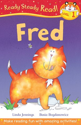 Ready, Steady, Read! Fred