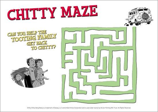 Chitty Maze