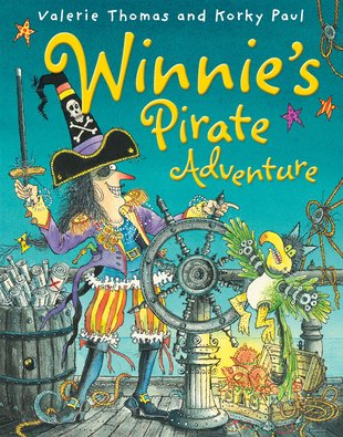 Winnie's Pirate Adventure