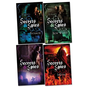 Secrets and Spies Pack