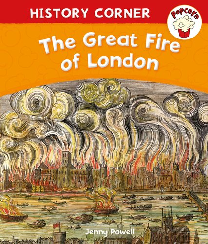 Popcorn History Corner: The Great Fire of London