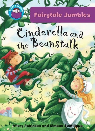 Fairytale Jumbles - Cinderella and the Beanstalk