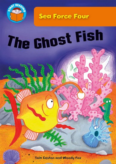 Sea Force Four - The Ghost Fish