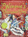 Winnie's Dinosaur Day: Book and CD