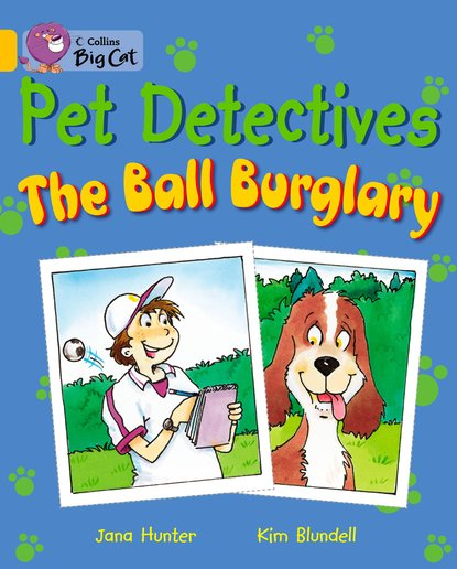 Pet Detectives - The Ball Burglary