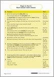 Guide & Mark Scheme