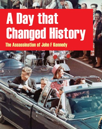 an introduction to the history of assassination of john f kennedy