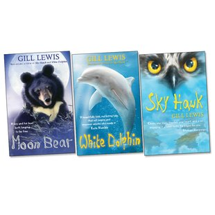 Gill Lewis Pack
