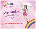 Rainbow Magic Alexandra Wallpaper