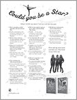 Stars Quiz (2 pages)