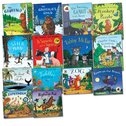 Julia Donaldson and Axel Scheffler Pack x 14