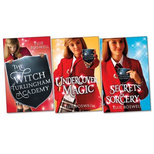 The Witch of Turlingham Academy Trio