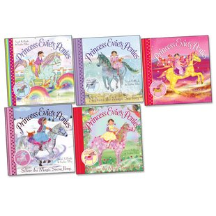 Princess Evie's Ponies Pack x 5