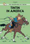 Tintin Young Readers: Tintin in America